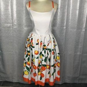 Pin up girl medium dress